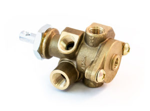 Tractor Trailer Park Valve with 2-Way Check Valve