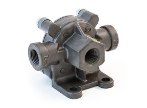 "Quick Release Valve, 3/8"" Supply, 3/8""x3/8"" Delivery"