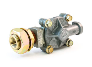 "In-Line Quick Release Valve, 3/8"" Delivery, 1/4"" Input, 7/8"" Fitting"