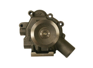 "Water Pump, 3116 / 3126 with 3.75"" Pulley and Spout"