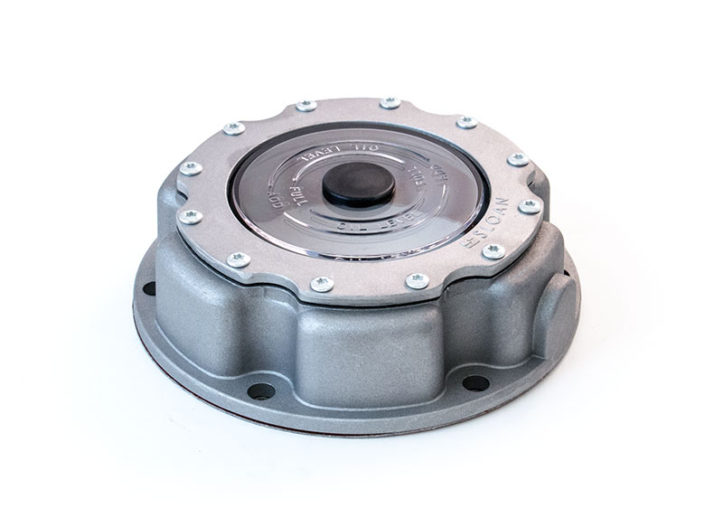 Hub Cap without Side Fill Plug, 1-13/16""