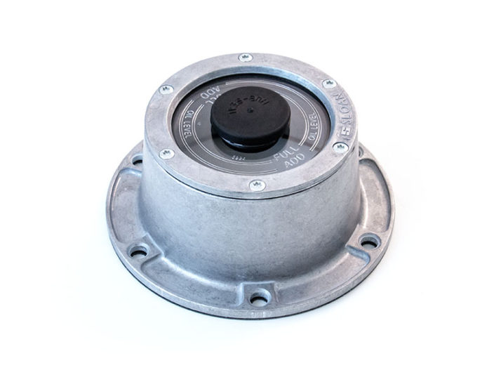 """Hub Cap without Side Fill Plug, 2-11/16"""""""