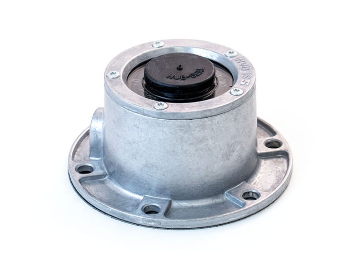 """Hub Cap without Side Fill Plug, 2-5/8"""""""