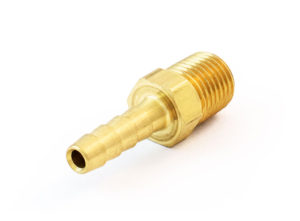 """Hose Barb to Male Pipe Fitting, 5/16""""x3/8"""""""
