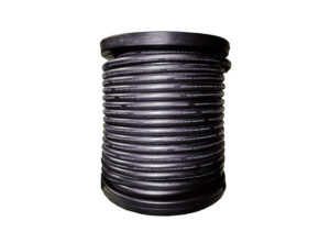 Bulk Air Hose – 250ft Black Hose, 3/8""