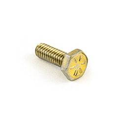 "1/4"" Hex-Head Cap Screws"