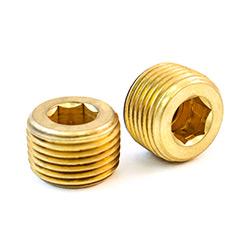 Hex Countersink Pipe Plug