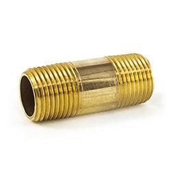 Long Brass Nipple