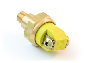 Low Pressure Warning Switch, Screw Terminals