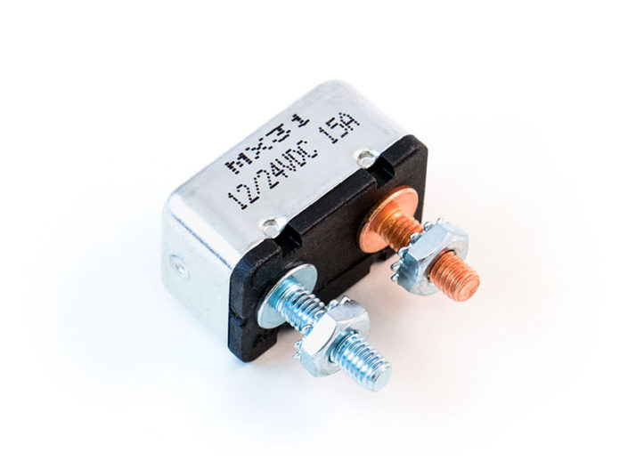 Circuit Breaker - 15 AMP