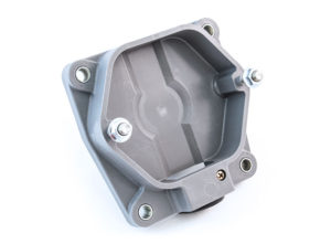 """Surface Mounted Adapter Box, 1"""", Back Entry"""