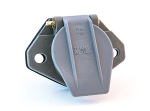 Smart Box - Solid Pin 7-Way Receptacle