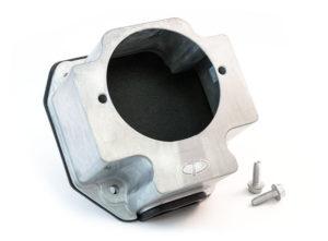 "Die-Cast Zinc Adapter Box, 3"""