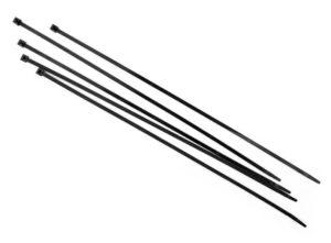 "Nylon Cable Tie, Black, 14"""