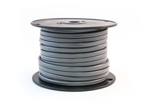 Trailer Cable, Flat Gray, 2/12 GA, 100ft