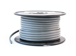 Trailer Cable, Flat Gray, 2/16 GA, 100ft