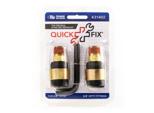 """Quick-Fix Kit – For 3/8"""" Hose with 3/8"""" Fittings"""