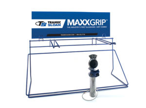 MAXXGrip Display Rack