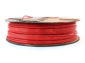 "1/4"" Nylon Tubing, Red, 1000ft"