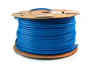 "1/2"" Nylon Tubing, Blue, 500ft"