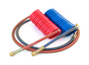 """MAXXValue Coiled Air – 15ft with 12"""" & 40"""" Leads, SET"""