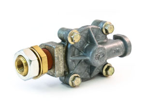 "In-Line Quick Release Valve, 1/4"" Delivery, 1/4"" Input, 3/4"" Fitting"
