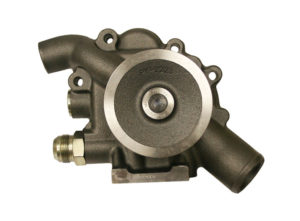 """Water Pump, 3116 / 3126 with 4.37"""" Pulley"""