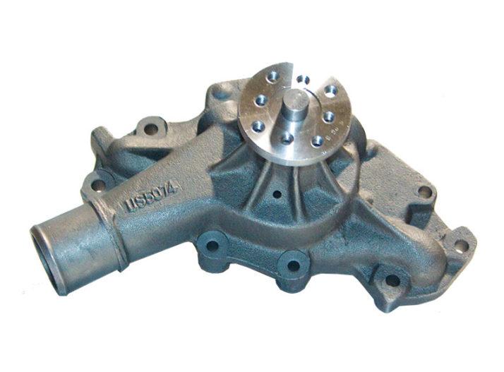Water Pump, 6.5 Liter Diesel
