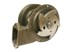 Water Pump, Charged Air Econodyne, 3-Groove Pulley