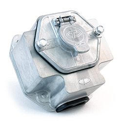 7-Way Zinc Receptacles