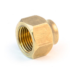 Forged Refrigeration Nut - Short