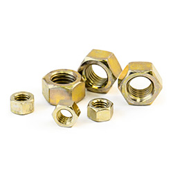 Finished Hex Nuts