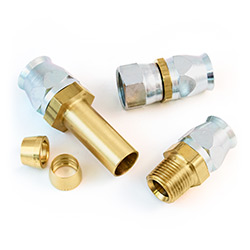 Discharge Hose Fittings